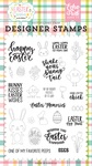 Easter Memories Stamp Set - Echo Park
