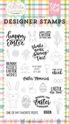 Easter Memories Stamp Set - Echo Park