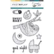 Snuggle Up Boy Clear Stamps - Photoplay