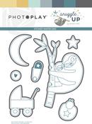 Snuggle Up Boy Etched Die Set - Photoplay