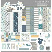 Snuggle Up Boy Collection Kit - Photoplay