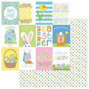 Hoppy Easter Paper - Bunny Trail - Photoplay