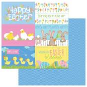 Hippity Hoppity Paper - Bunny Trail - Photoplay