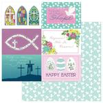 Easter Morning Paper - Easter Joy - Photoplay