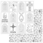 Color Me Easter Paper - Easter Joy - Photoplay