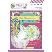Easter Joy Ephemera Cardstock Die-Cuts - Photoplay