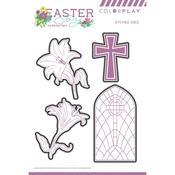 Easter Joy Etched Die - Photoplay