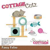 """Fancy Feline .6"""" To 3.2"""" - PRE ORDER"""