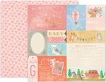 Paper 1 - Little Adventurer - Pink Paislee