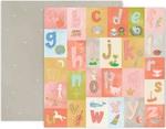 Paper 4 - Little Adventurer - Pink Paislee