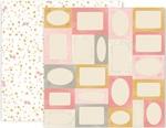 Paper 6 - Little Adventurer - Pink Paislee