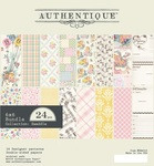 Girl Swaddle 6 x 6 Paper Pad - Authentique