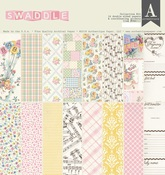 Girl Swaddle Collection Kit - Authentique