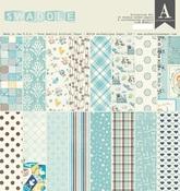 Boy Swaddle Collection Kit - Authentique