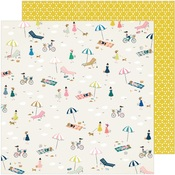 Seaside Paper - Sunny Days - Crate Paper