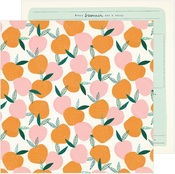 Peachy Paper - Sunny Days - Crate Paper