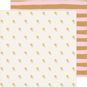 Retreat Paper - Sunny Days - Crate Paper - PRE ORDER
