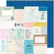 Beach Day Paper - Sunny Days - Crate Paper
