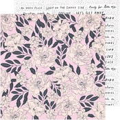 Charm Paper - Sunny Days - Crate Paper