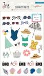 Sunny Days Sticker Book - Crate Paper