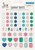 Sunny Days Rhinestones - Crate Paper