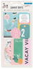 Sunny Days Cardstock & Acetate Ephemera - Crate Paper