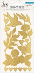Sunny Days Embossed Die Cuts - Crate Paper
