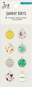 Sunny Days Charms - Crate Paper
