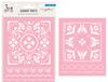 Sunny Days Plastic Stencils - Crate Paper