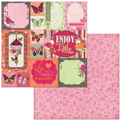 Enjoy Paper - Sweet Clementine - Bo Bunny