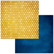 Honeycomb Paper - Bee-utiful You - Bo Bunny