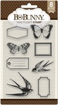 Take Flight Clear Stamps - Bo Bunny - PRE ORDER