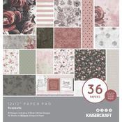 Rosabella 12 x 12 Paper Pad - KaiserCraft