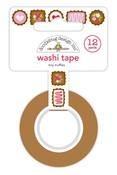 Tiny Truffles Washi Tape - Doodlebug