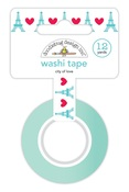City Of Love Washi Tape - Doodlebug