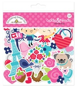 French Kiss Odds & Ends - Doodlebug
