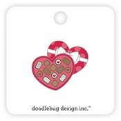 Chocolate Box Pin - Doodlebug