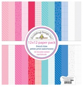 French Kiss Petite Print Assortment Pack - Doodlebug