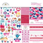 French Kiss Essentials Kit - Doodlebug