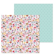 French Kiss Paper - French Kiss - Doodlebug