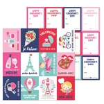 Mon Amour Paper - French Kiss - Doodlebug