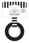 Tuxedo Stripe Washi Tape - Doodlebug