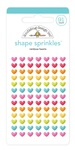 Rainbow Hearts Sprinkles - Doodlebug