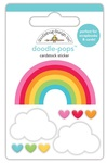 I Love Rainbows Doodlepop - Doodelbug