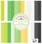 Lots O' Luck Petite Print Paper Pack - Doodlebug