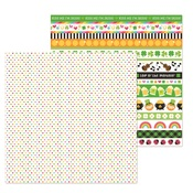 Bonnie Lass Paper - Lots O' Luck - Doodlebug
