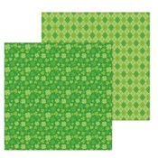 Lots O' Luck Paper - Lots O' Luck - Doodlebug