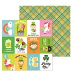 Pot O' Gold Paper - Lots O' Luck - Doodlebug