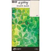 Grid #2 -Dyan Reaveley's Dylusions Dyalog Insert Book
