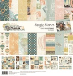 Simple Vintage Traveler Collection Kit - Simple Stories